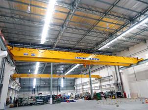 Sanki Cranes Indonesia Delivered Double Hoist for PT. Meitoku