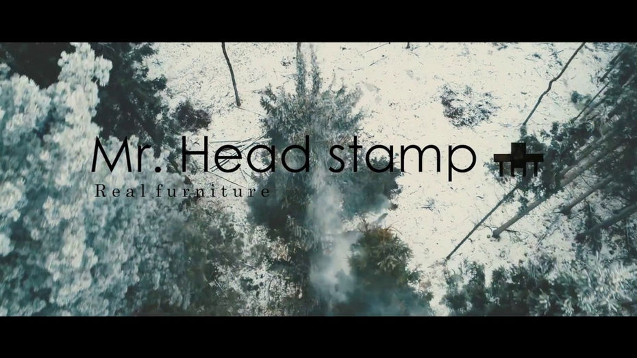 『Mr.Head Stamp』 Concept movie