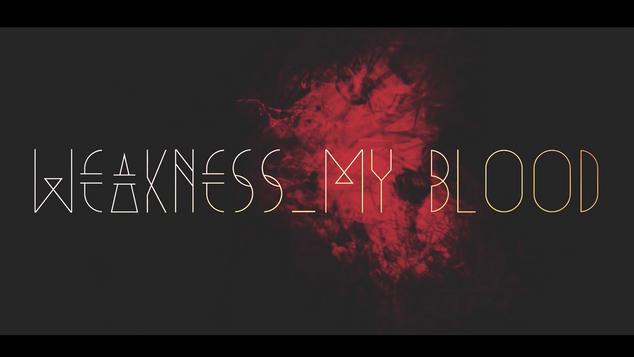 少年記 / ♪WEAKNESS_MY BLOOD