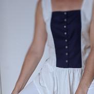 Slow fashion Iris Top