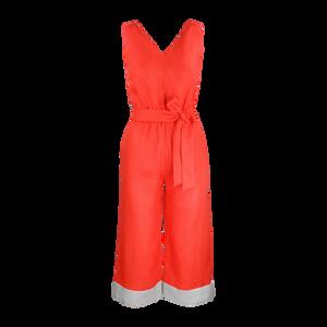 linen jumpsuit, online fashion, limited edition, editorial fashion, boutique fashion brand