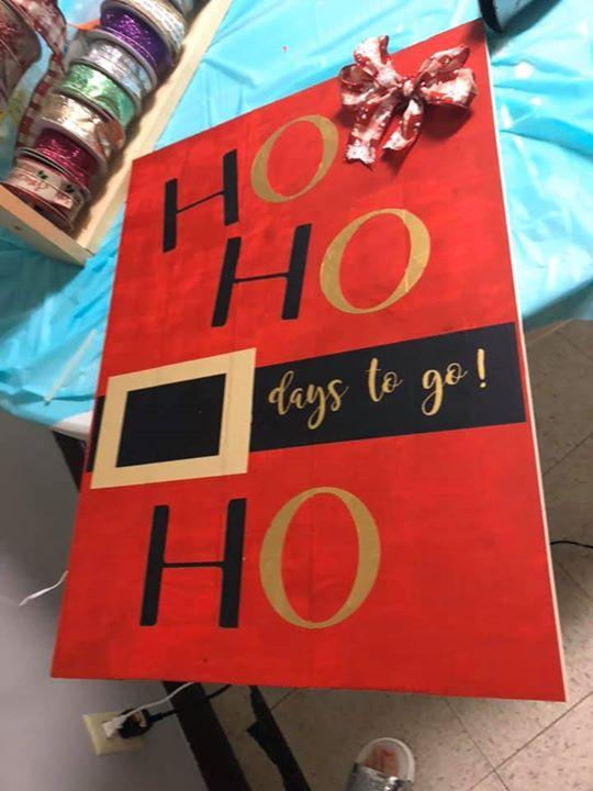 Ho Ho Ho days to go $40
