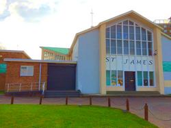 Church Gathering in Birmingham.
