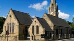 Church Gathering in Newcastle.