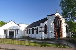 Church Gathering in Glasgow.