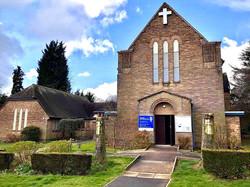 Church Gathering in Derby.