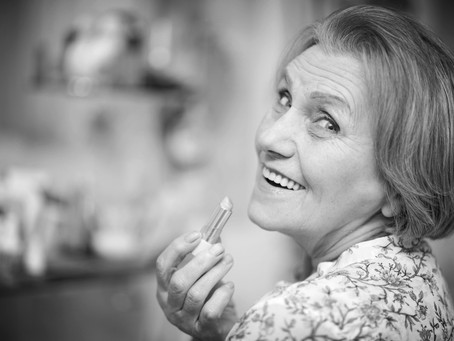 Growing old gracefully - what exactly does that mean?
