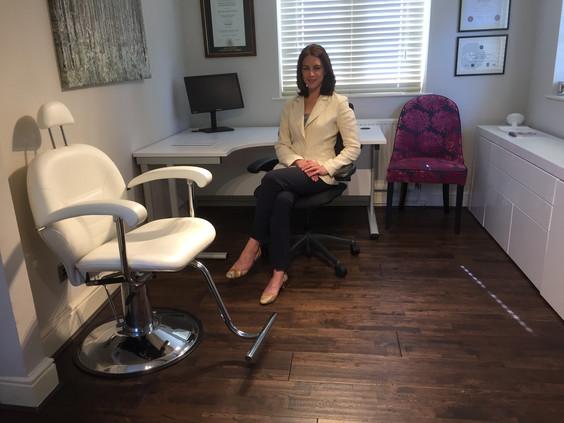 Dr Debbie Lashbrooke Aesthetics Practioner
