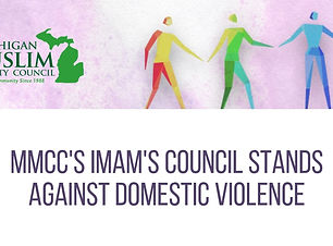 Imams Council Against Domestic Violence.