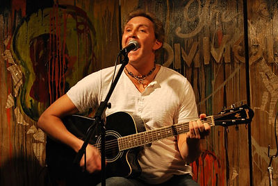 Brad Cole Performing in Nashville