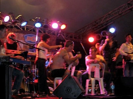 Brad Cole Gympie Muster