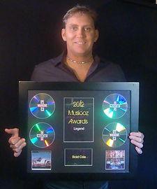 Brad Cole Award