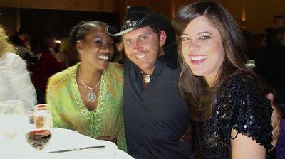 Brad Cole, Deni Hines, Amber Lawrence