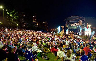 Brad Cole Festival Event