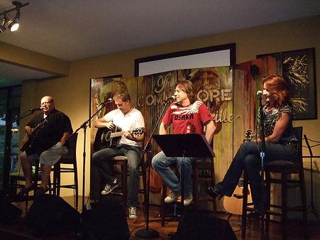 Brad Cole in Nashville