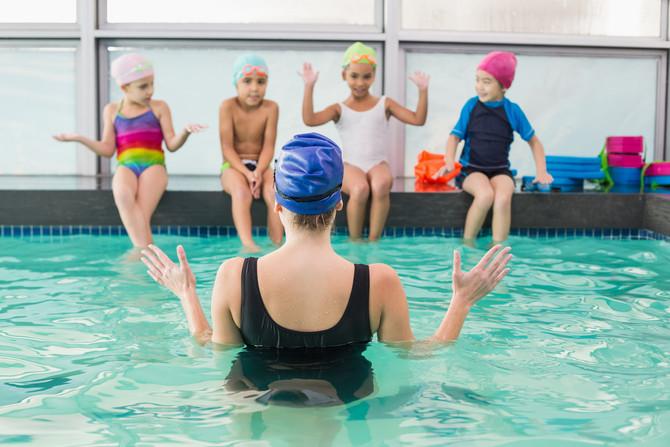 Swim Lesson Sign-Ups