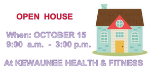 Kewaunee Health & Fitness Open House