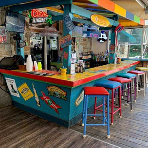 Lower Tiki Bar