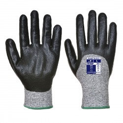 Portwest 621 - Cut 3/4 Nitrile Foam Glove