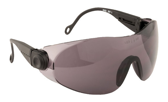 Portwest PW31 - Contoured Safety Spectacle (Clear)