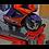 Thumbnail: Motorcycle Lift 680kg Capacity Heavy-Duty Electro/Hydraulic