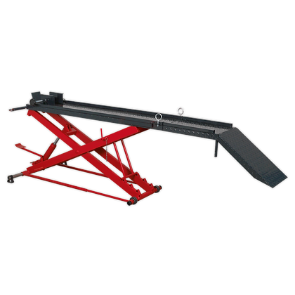 Motorcycle Lift 450kg Capacity Hydraulic