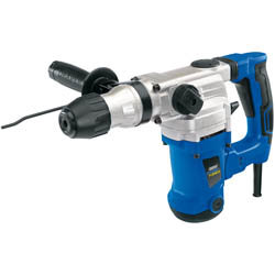 STORM FORCE SDS+ ROTARY HAMMER DRILL KIT