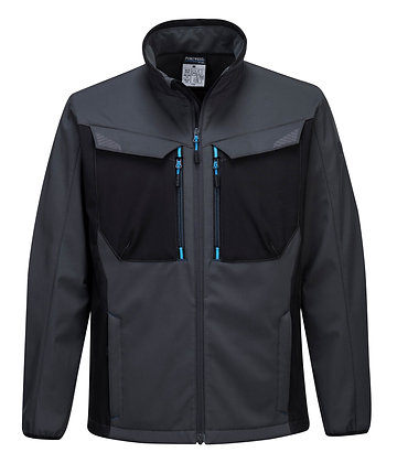 Portwest T750 - WX3 Softshell Jacket (Metal Grey)