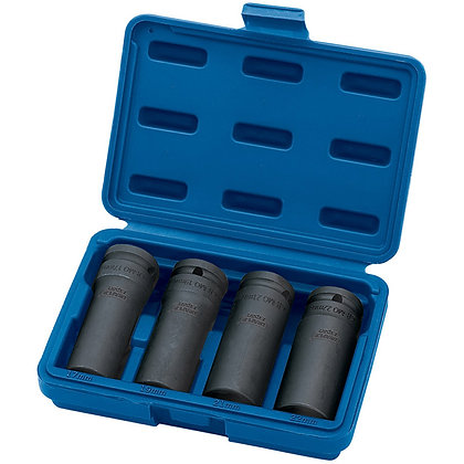 """1/2"""" SQ. DR. DEEP IMPACT NUT AND BOLT REMOVER SET (4 PIECE)"""