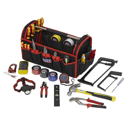 Sealey Electrician's Kit 24pc with Storage Bag