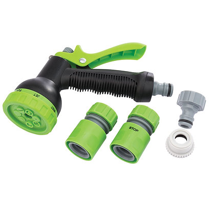 SPRAY GUN KIT (5 PIECE)