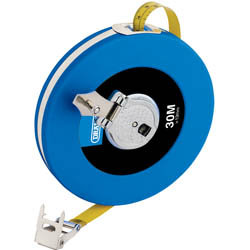 EXPERT 30M/100FT STEEL MEASURING TAPE