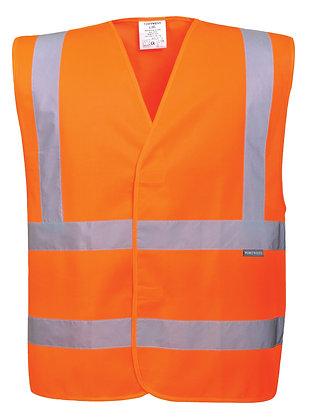 Portwest C470 - Hi-Vis Two Band & Brace Vest