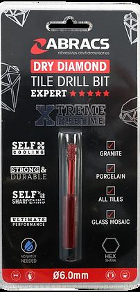 6.0mm Diamond Tile Drill Bit