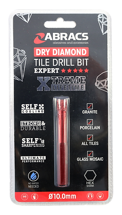 10mm Diamond Tile Drill Bit