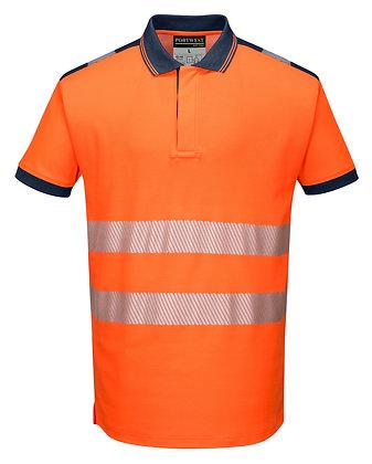 Portwest T180 - PW3 Hi-Vis Polo Shirt