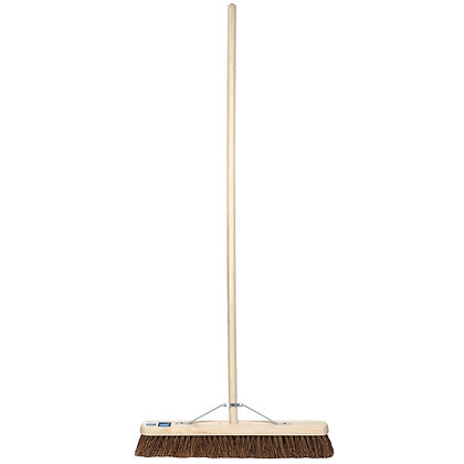 STIFF BASSINE BROOM (600MM)