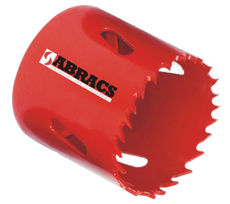 Abracs 51mm Bi-metal Holesaw