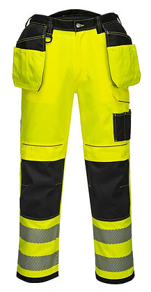 Portwest T501 - PW3 Hi-Vis Holster Work Trouser