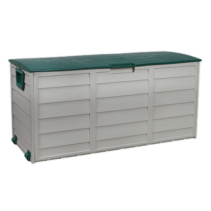 Outdoor Storage Box 460 x 1120 x 540mm Polypropylene