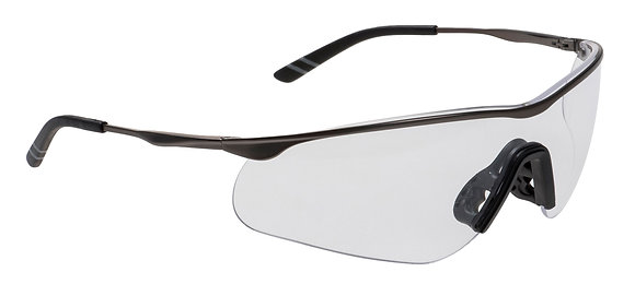 Portwest PS16 - Tech Metal Spectacle Safety Glasses