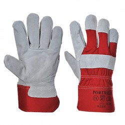 Portwest A220 - Premium Chrome Rigger Glove