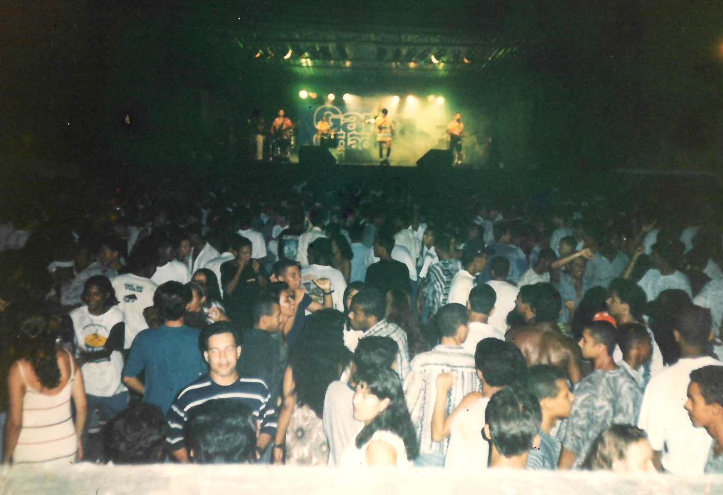 64 - Cana Bacana - SHOW - GANG CIDADE - CD NOVO