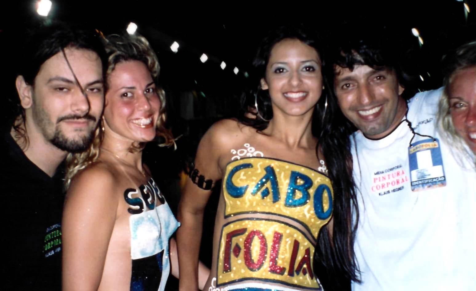 17 - B - BP - EU -  Cabo Frio - equipe