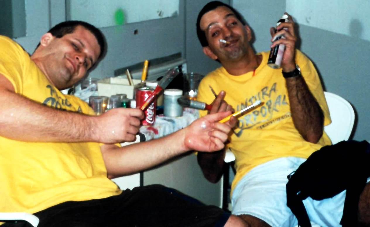 19 - A - BP - EU & Renato
