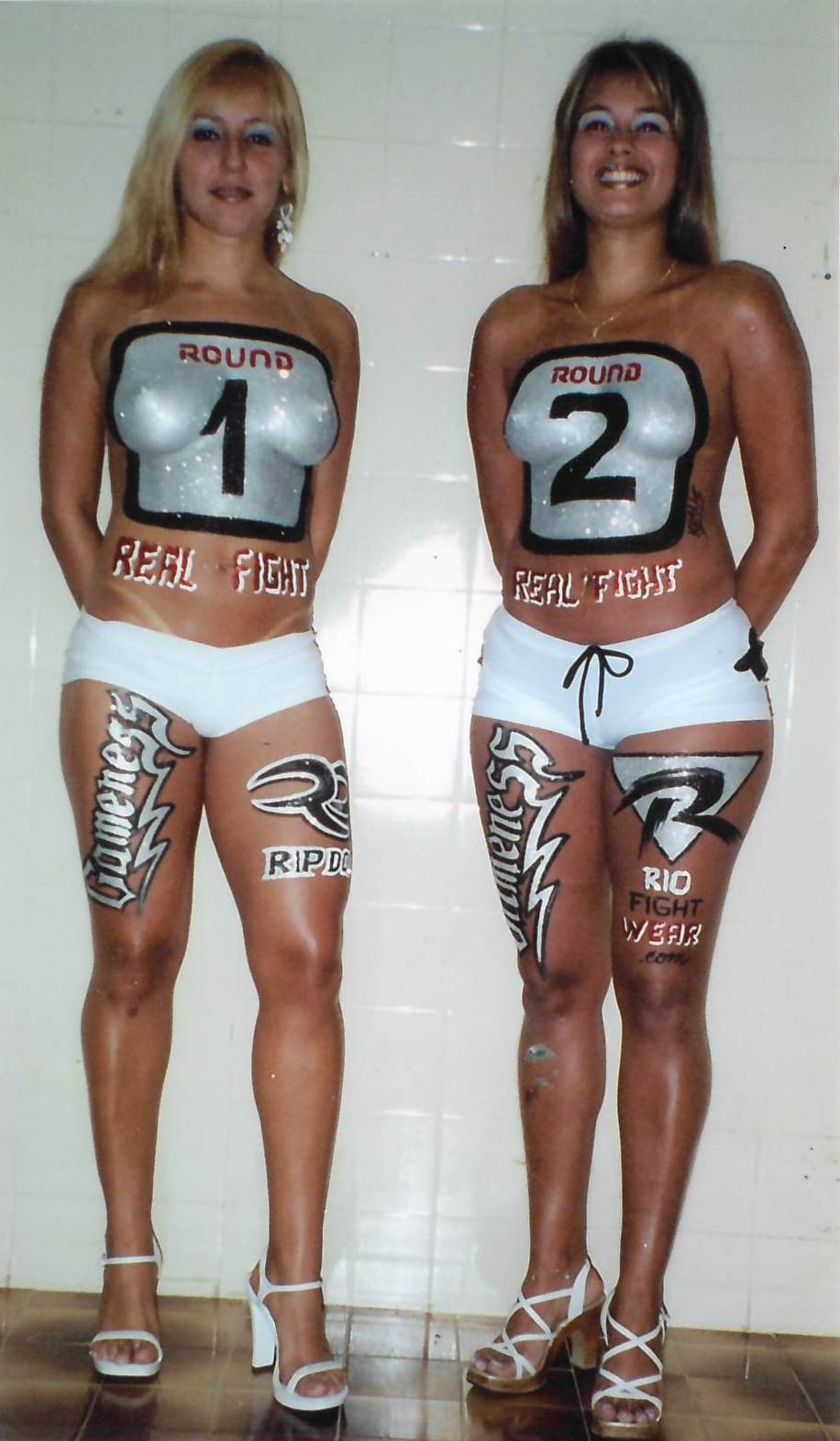 29 - Ring Girls