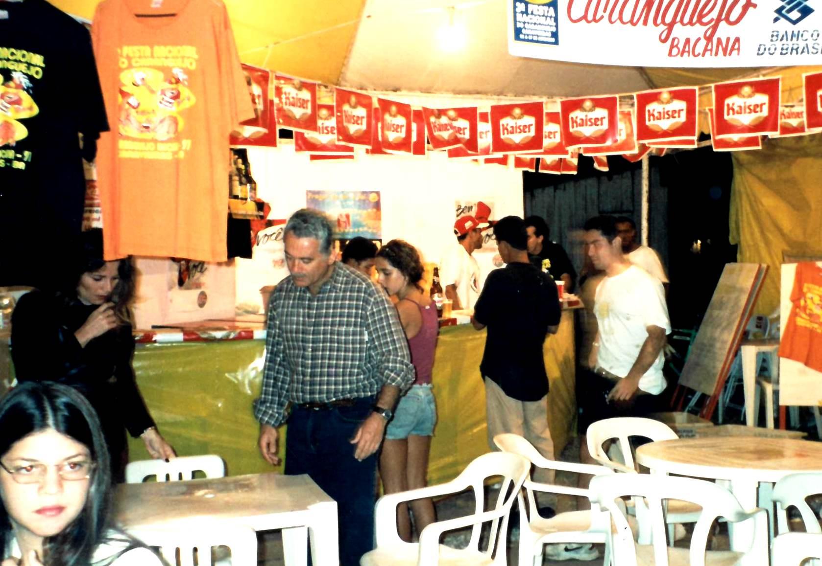 65 - Cana Bacana - FESTA NAC. CARANGUEJO