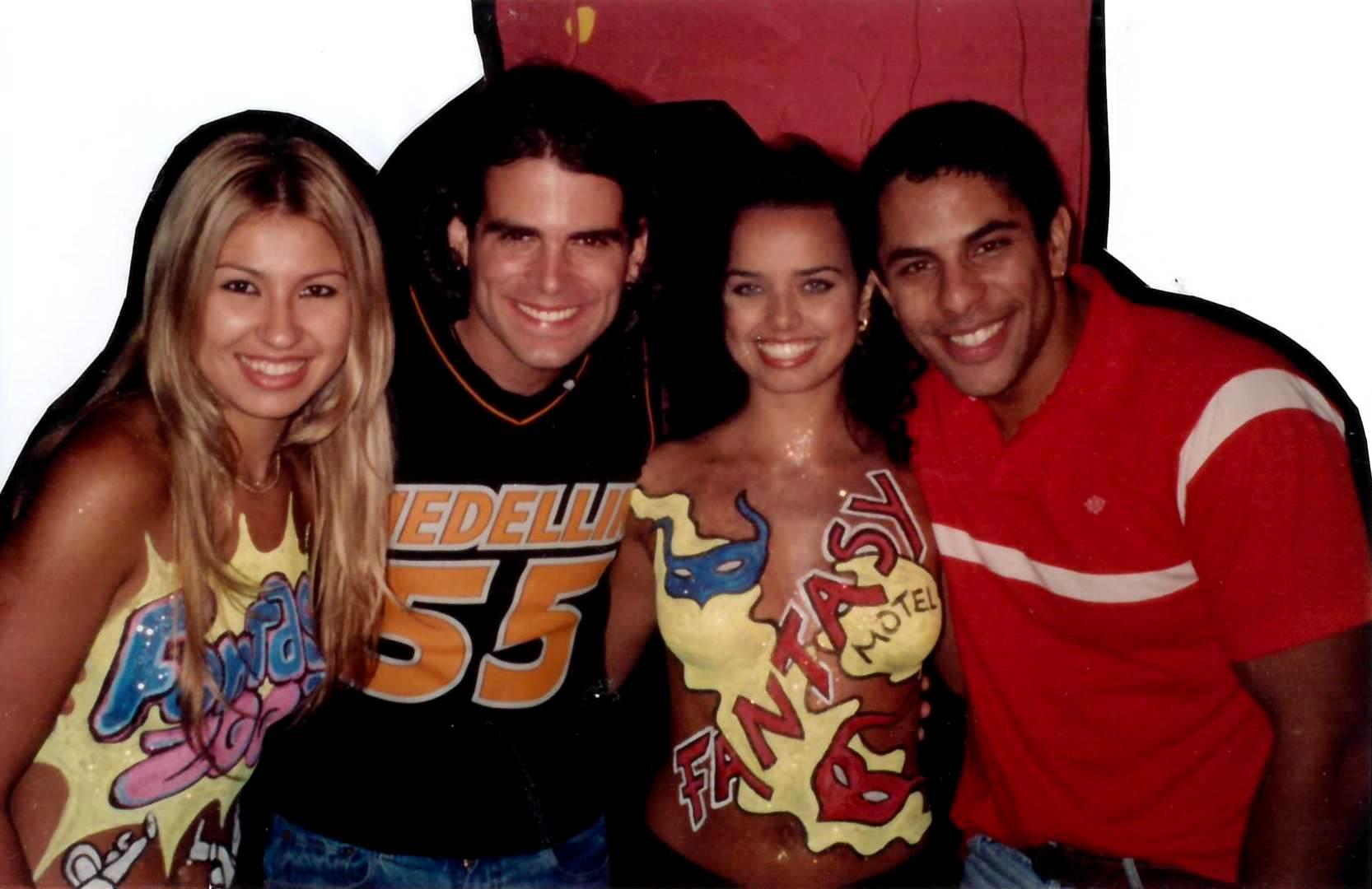 32 - Atores da Globo