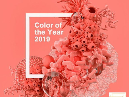 2019 - Colour of the Year