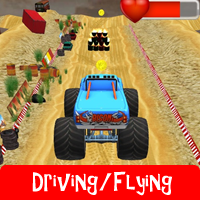online driving games and online flying games